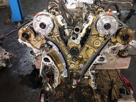 Развод в сервисах на двигатель...