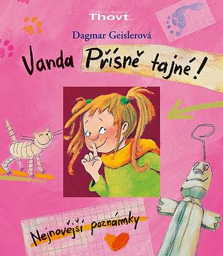Vanda - Přísně tajné!