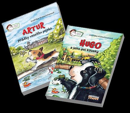 Artur a Hugo - psí kamarádi