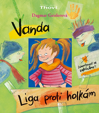 Vanda - Liga proti holkám