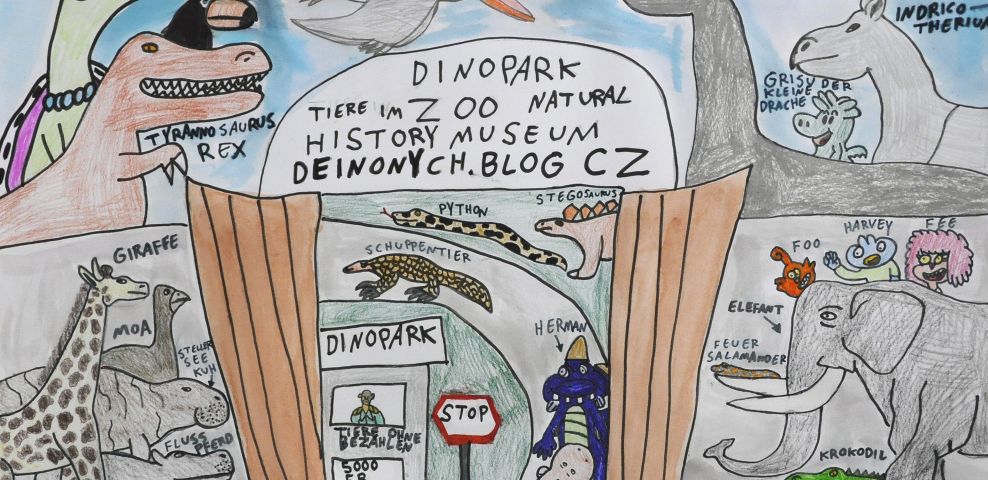 Dinopark, 2016