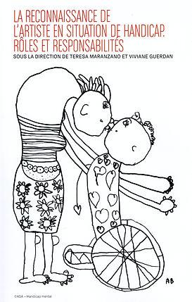 La reconnaissance de l'artiste en situation de handicap
