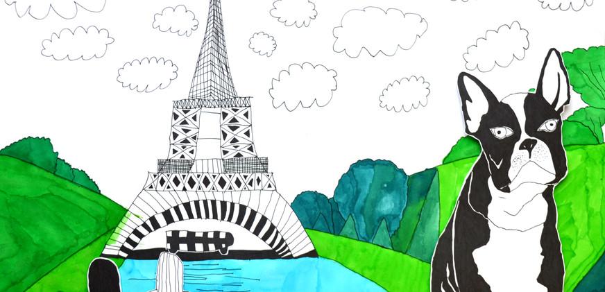 Tour Eiffel, 2019