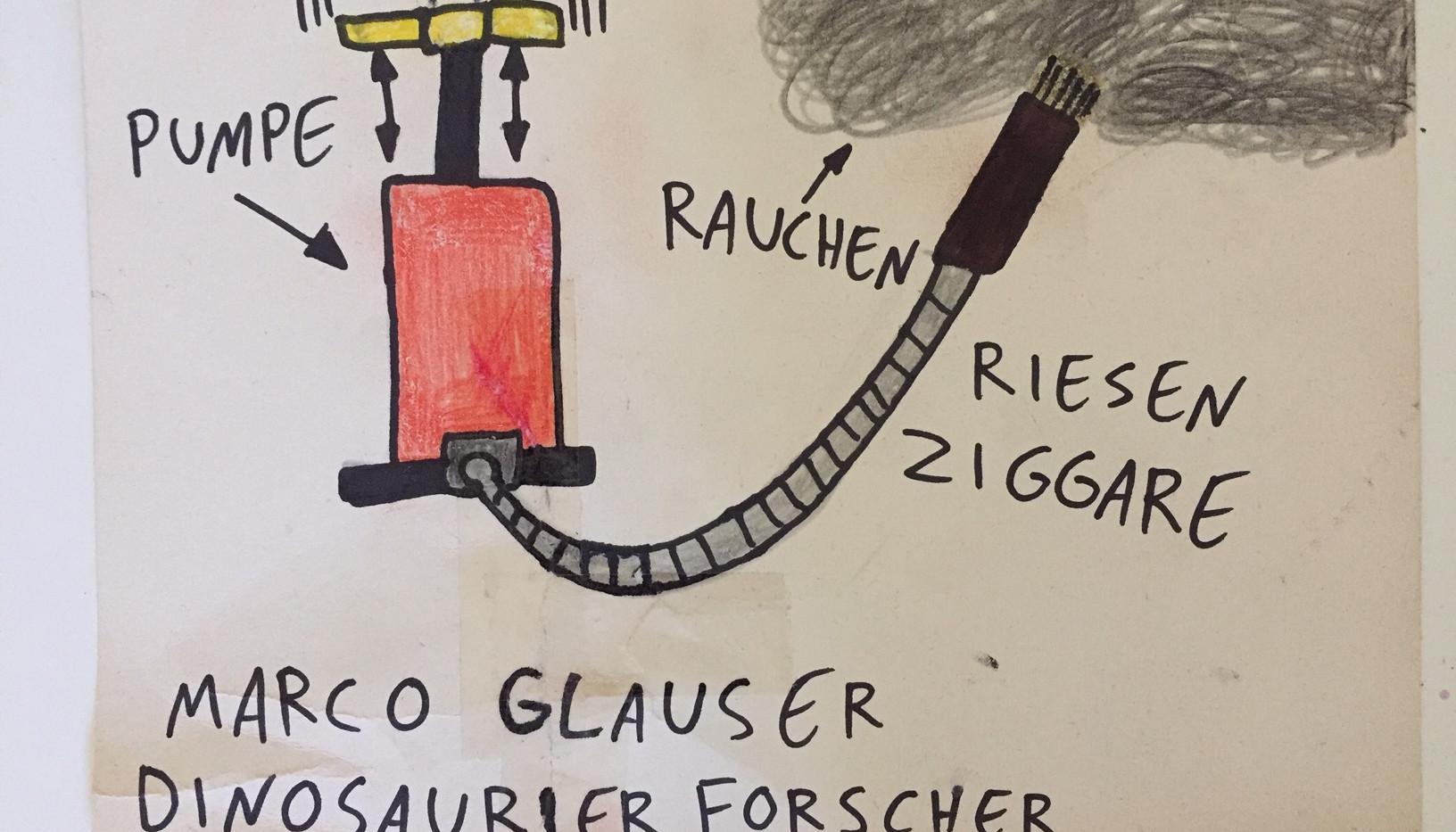 Pumpe, rauchen, riesen ziggare, 2019