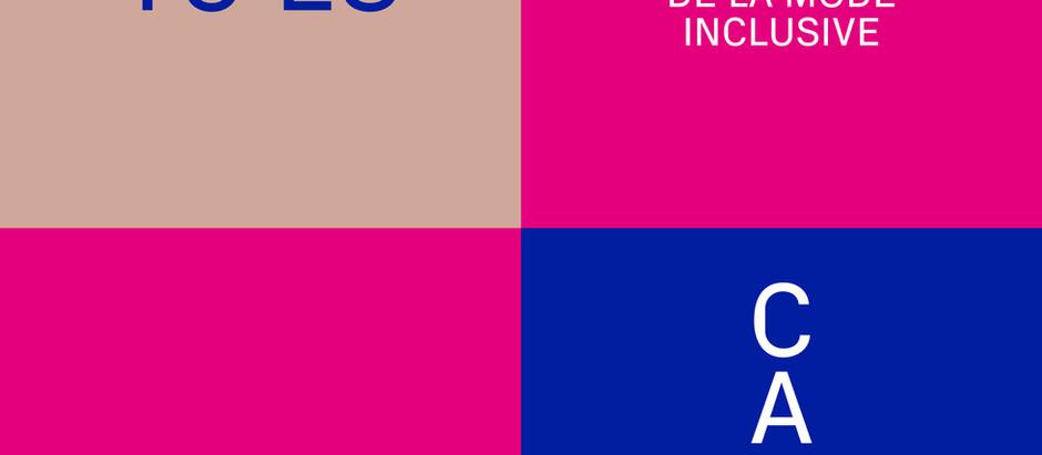 Colloque TU ES CANON. Pour un manifeste de la mode inclusive. Jeudi 27 mai 2021 - Comédie de Genève