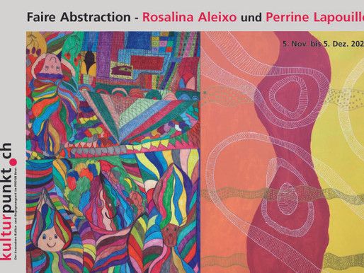 """Exposition """"Faire abstraction"""""""
