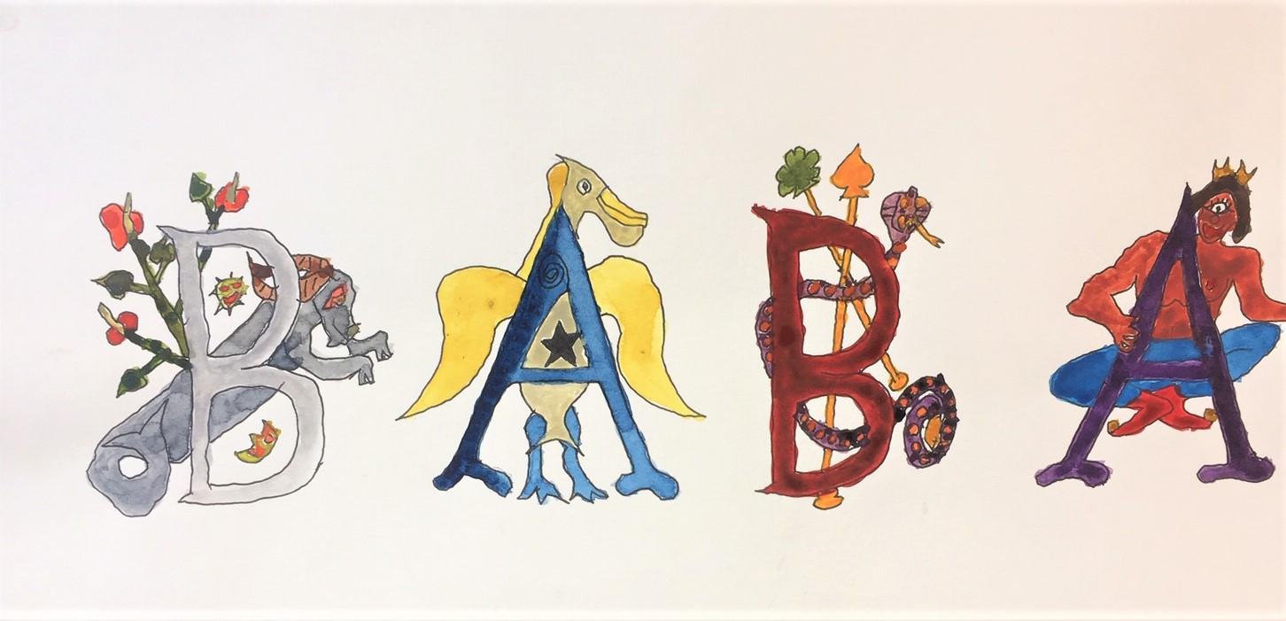 L'alphabet d'Hervé