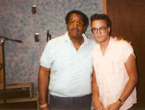Little Milton & Michael Dinallo, Memphis