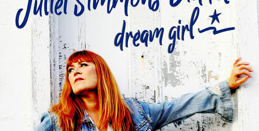 CD - Juliet Simmons Dinallo - Dream Girl (Limited)