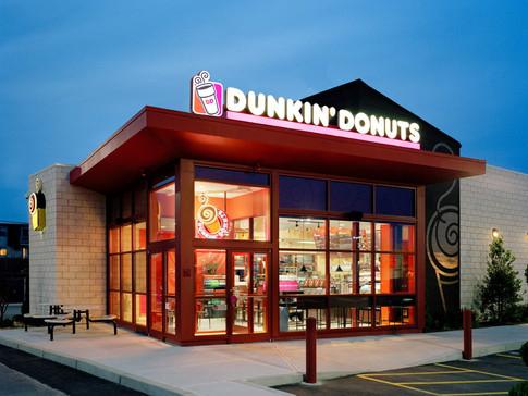 Dunkin' Donuts 1031 Exchange triple net lease