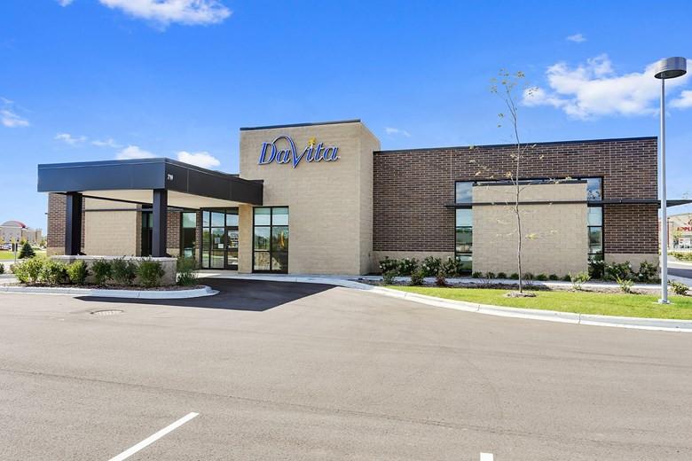 DaVita net lease 1031 exchange property