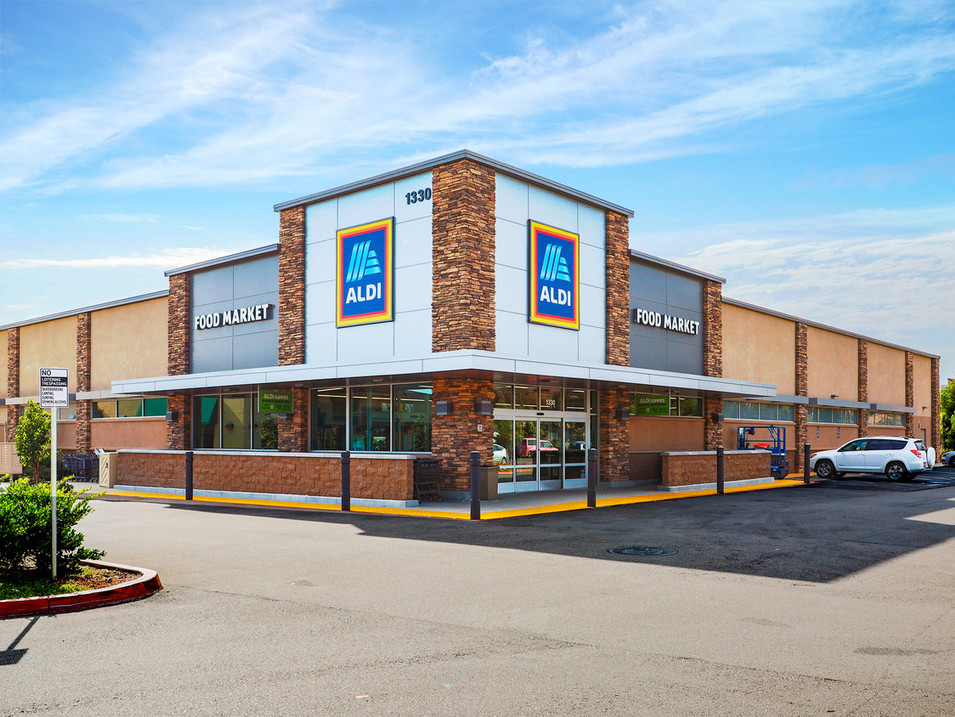 Aldi's net lease for 1031 Exchange