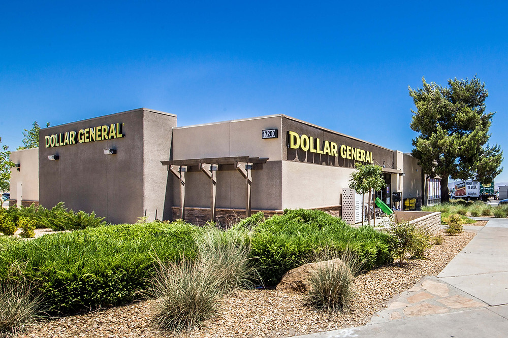 Dollar General is a top essential retailer NNN net lease investment