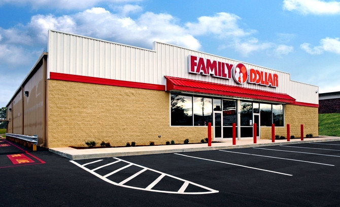 Family Dollar triple net lease NNN
