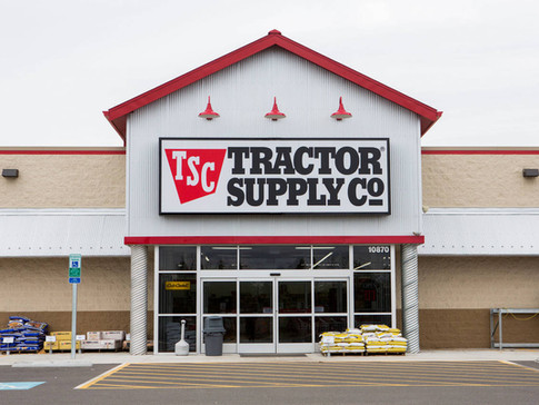 Tractor Supply for 1031 exchange net lease