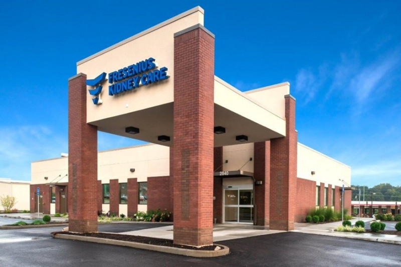 Fresenius 1031 exchange net lease building