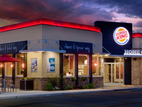 Burger King net lease for 1031 Exchange