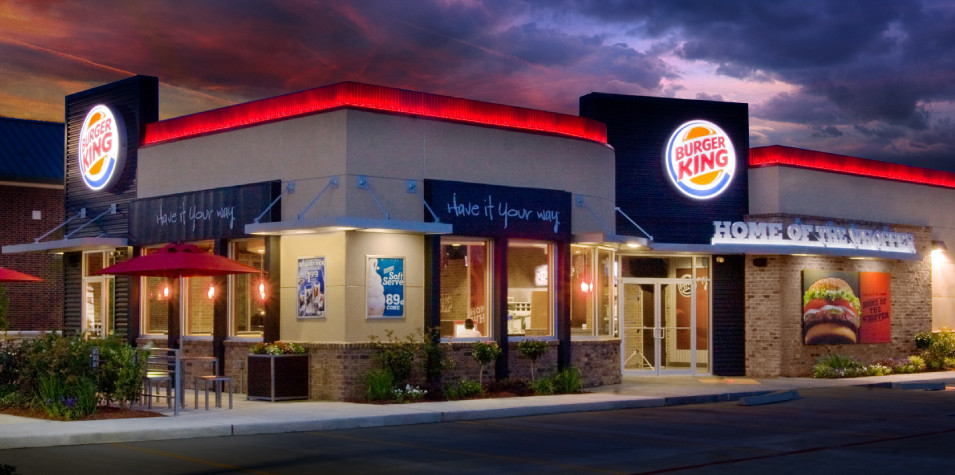 Burger King net lease for 1031 Exchange