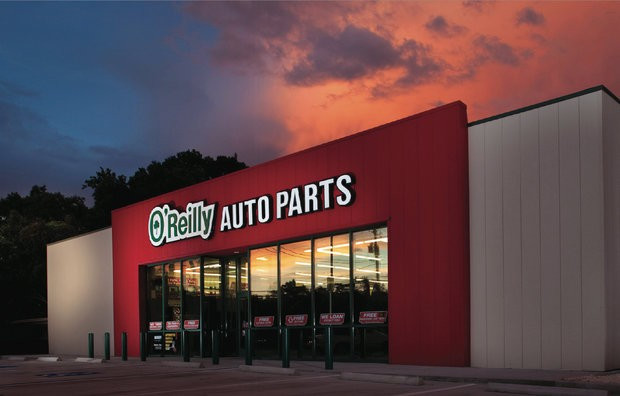 O'Reilly Auto Parts 1031 Exchange net lease building
