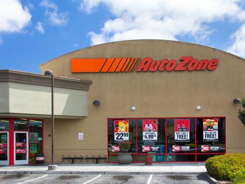 AutoZone 1031 exchange net lease property