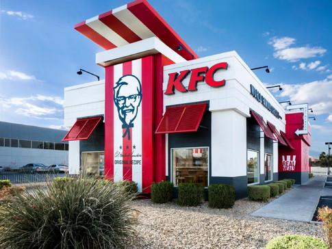 KFC triple net lease NNN