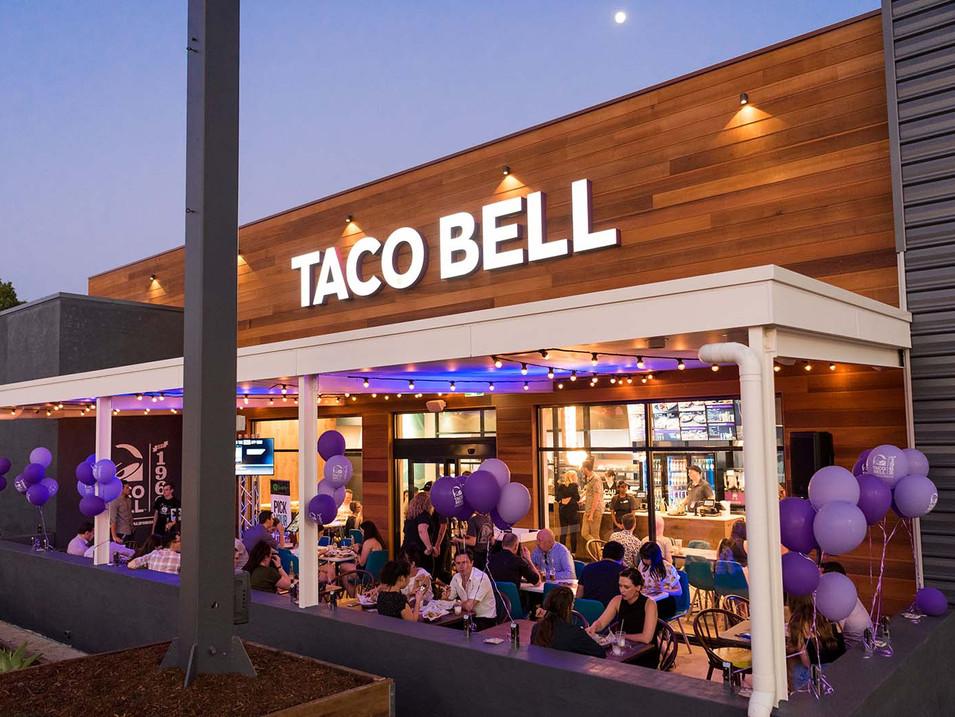 Taco Bell triple net lease NNN