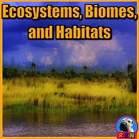 Ecosystems, Biomes, and Habitats PowerPoint and Activities