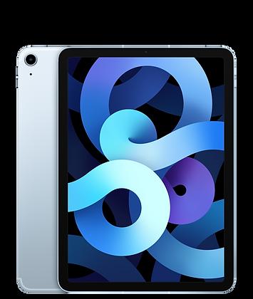 "Apple iPad Air 4th Gen 10.9"" (2020) Wi-Fi + Cellcular"