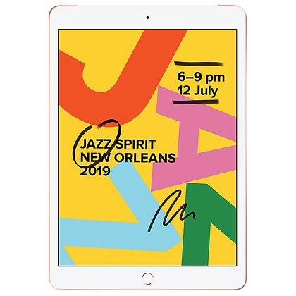 "Apple iPad 7th Gen 10.2"" Wifi + Cellular"