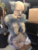 Krampus Fat suit/mask