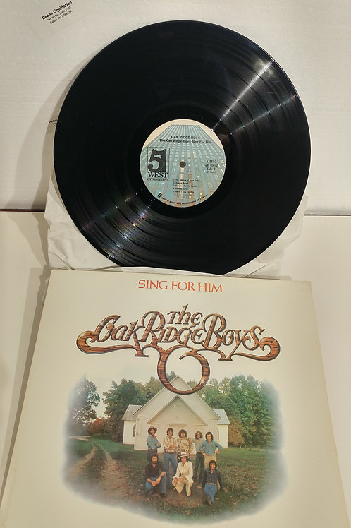 1979 Album Vinyl The Oak Ridge Boys Sing For Him