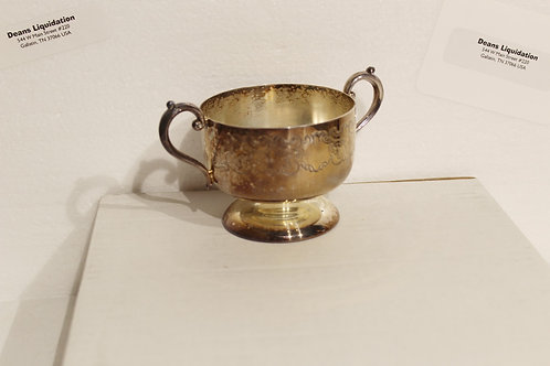 Silver Sugar Cup