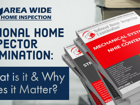 Does Every Home Inspector Have to Pass the National Home Inspection Examination?