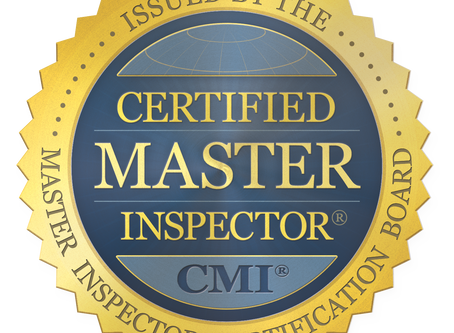 Home Inspection - What does it mean to be certified through InterNACHI?