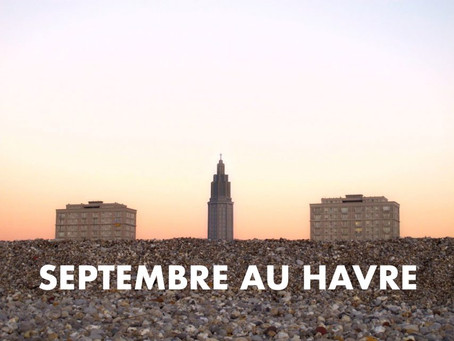 WHAT'S ON? Le Havre - September