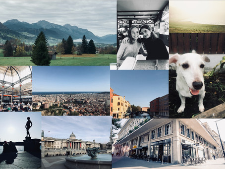 Fall Break - a collective travel journal.
