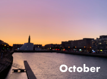 WHAT'S ON? Le Havre - October