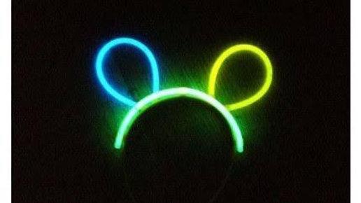 light hair bands