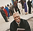 Happy Pastor