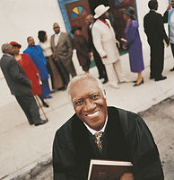 Reverend Testimonial