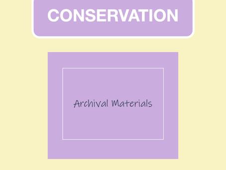 Archival Materials