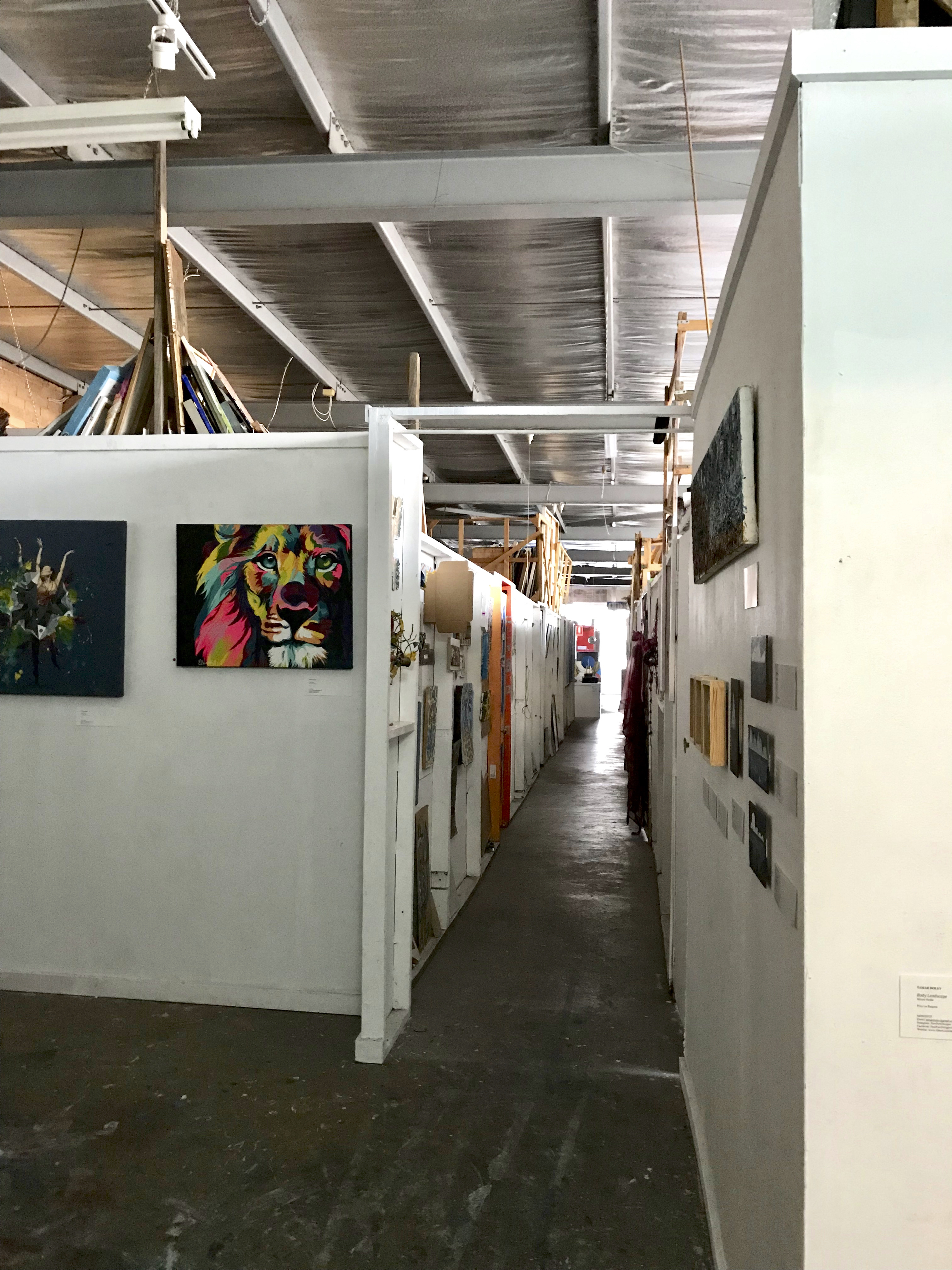 Artist's Studio 106 (St Kilda)