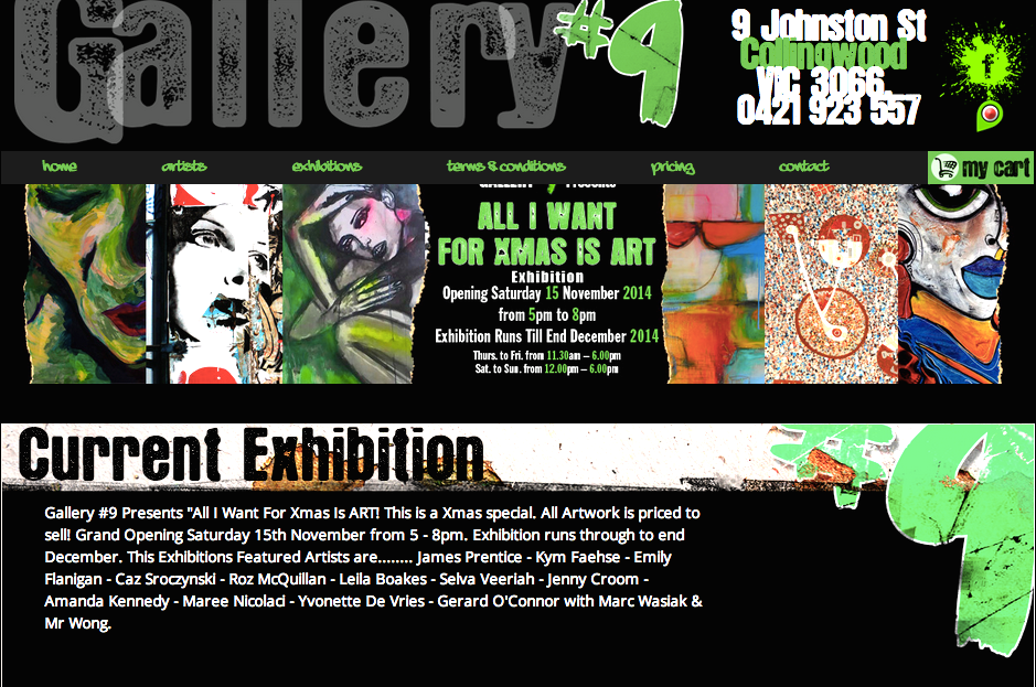 Exhibiton-Events-Gallery9-Apartments-Selva-Veeriah-Artist-Melbourne