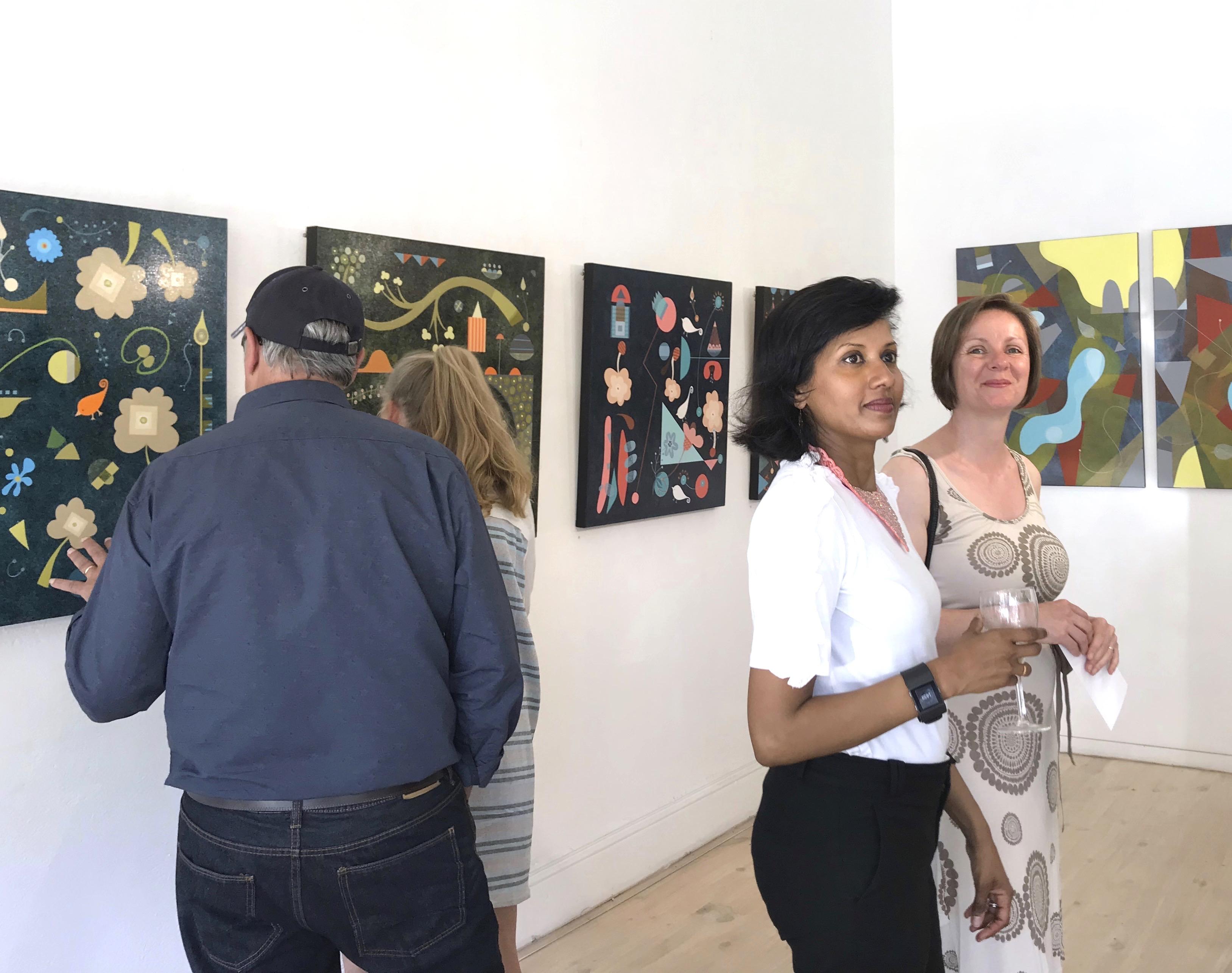 Exhibiton-Events-Bluethumb-Selva-Veeriah-Artist-Melbourne