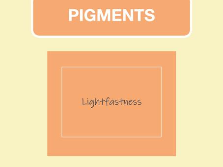 Pigments (Lightfastness)