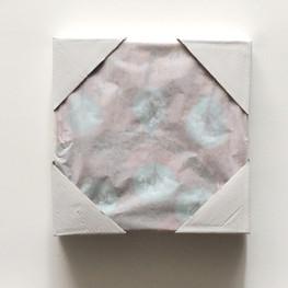 Packaging small artwork, Selva Veeriah Artist, Melbourne