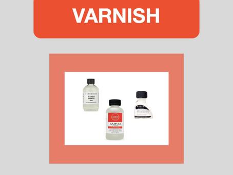 Oil Varnish
