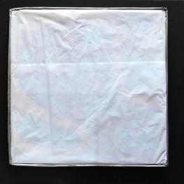 Packaging large artwork, Selva Veeriah Artist, Melbourne