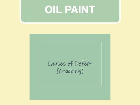 Causes of Defect (Cracking)