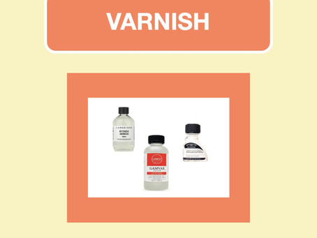 Oil Varnish